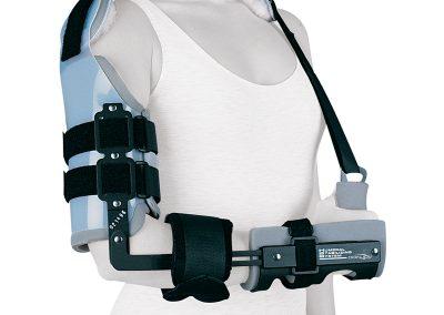 肱骨骨折固定夾板