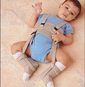小兒髖關節脫臼護帶