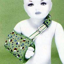 兒童手部吊帶