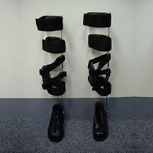 兒童O/X型腿矯正支架